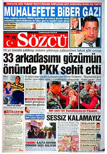 Gazete Manşetleri (18 Aralık) galerisi resim 13