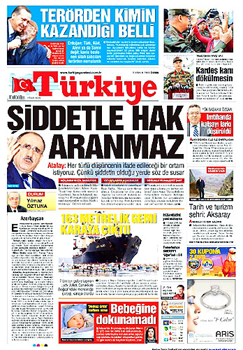 Gazete Manşetleri (18 Aralık) galerisi resim 14