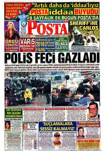 Gazete Manşetleri (18 Aralık) galerisi resim 17