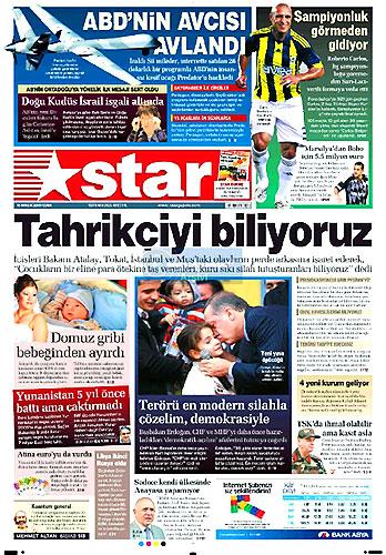 Gazete Manşetleri (18 Aralık) galerisi resim 18