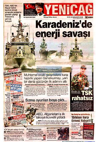 Gazete Manşetleri (18 Aralık) galerisi resim 19