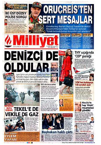 Gazete Manşetleri (18 Aralık) galerisi resim 2