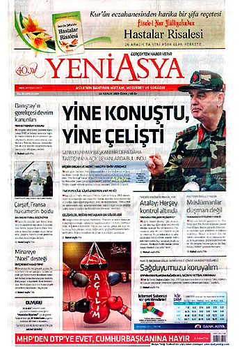 Gazete Manşetleri (18 Aralık) galerisi resim 23