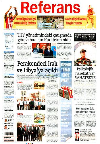 Gazete Manşetleri (18 Aralık) galerisi resim 26