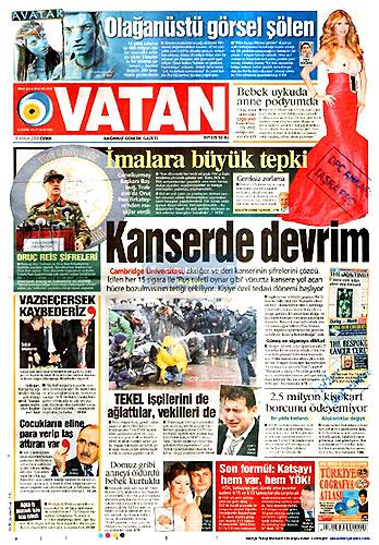 Gazete Manşetleri (18 Aralık) galerisi resim 3