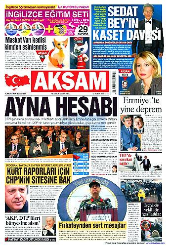 Gazete Manşetleri (18 Aralık) galerisi resim 5