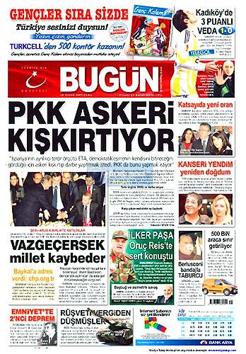 Gazete Manşetleri (18 Aralık) galerisi resim 8