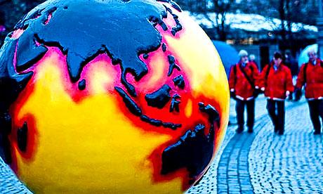 İklim zirvesinde anlaşma yok! galerisi resim 13