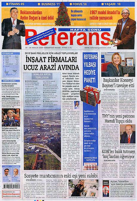 Türk basınında bugün (19 Aralık) galerisi resim 1