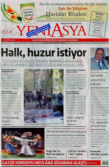 Türk basınında bugün (19 Aralık) galerisi resim 10