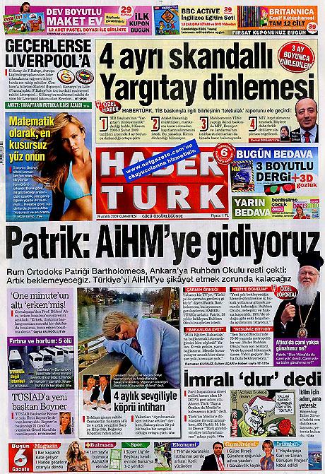 Türk basınında bugün (19 Aralık) galerisi resim 18