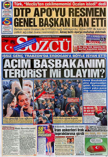 Türk basınında bugün (19 Aralık) galerisi resim 2