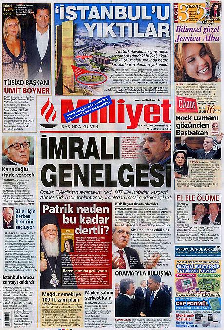 Türk basınında bugün (19 Aralık) galerisi resim 21