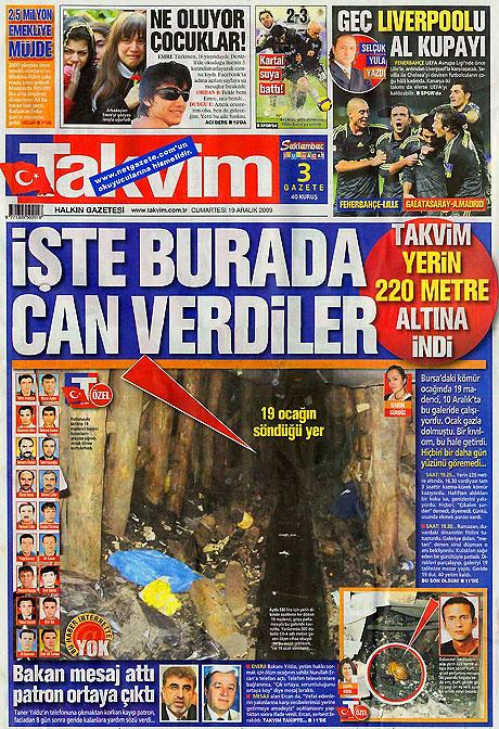 Türk basınında bugün (19 Aralık) galerisi resim 4