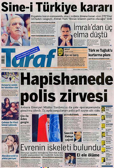 Türk basınında bugün (19 Aralık) galerisi resim 5