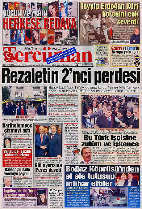 Türk basınında bugün (19 Aralık) galerisi resim 6