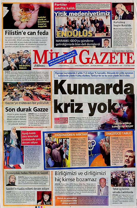 Günün Gazete Manşetleri (20 Aralık) galerisi resim 11