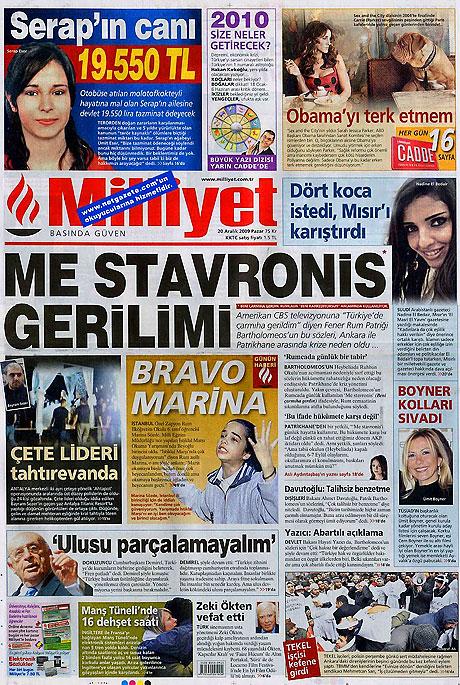 Günün Gazete Manşetleri (20 Aralık) galerisi resim 12