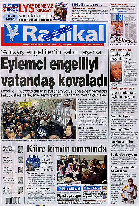 Günün Gazete Manşetleri (20 Aralık) galerisi resim 13