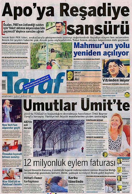 Günün Gazete Manşetleri (20 Aralık) galerisi resim 19