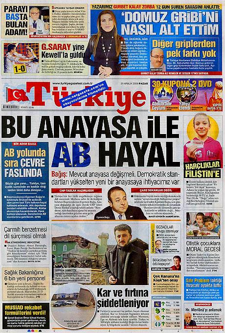 Günün Gazete Manşetleri (20 Aralık) galerisi resim 21
