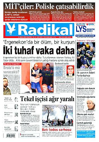 Günün Gazete Manşetleri (21 Aralık) galerisi resim 10