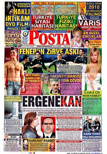 Günün Gazete Manşetleri (21 Aralık) galerisi resim 11