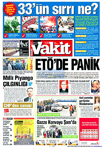 Günün Gazete Manşetleri (21 Aralık) galerisi resim 16