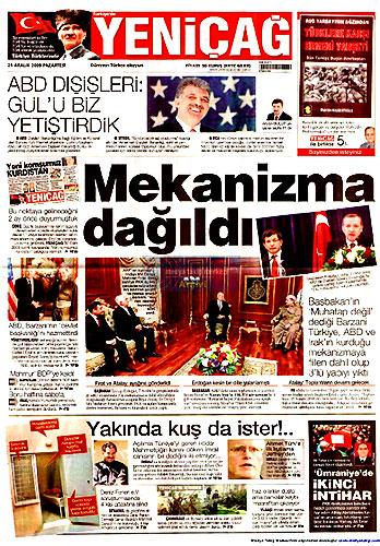 Günün Gazete Manşetleri (21 Aralık) galerisi resim 20