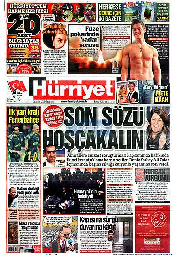 Günün Gazete Manşetleri (21 Aralık) galerisi resim 25