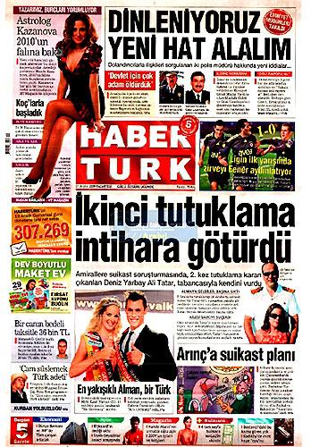 Günün Gazete Manşetleri (21 Aralık) galerisi resim 5