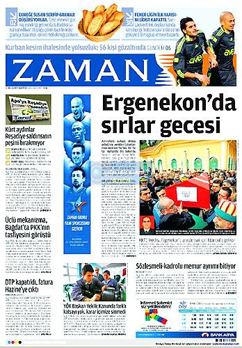 Günün Gazete Manşetleri (21 Aralık) galerisi resim 6
