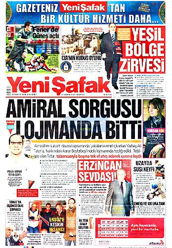 Günün Gazete Manşetleri (21 Aralık) galerisi resim 9