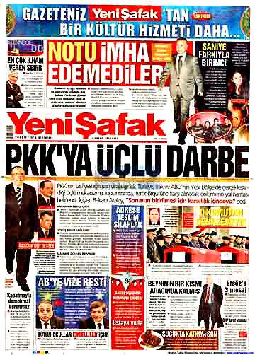 Günün Gazete Manşetleri (22 Aralık) galerisi resim 10