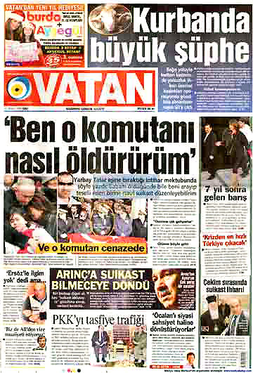 Günün Gazete Manşetleri (22 Aralık) galerisi resim 11