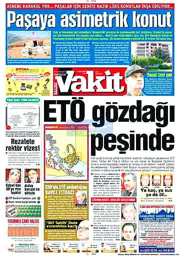 Günün Gazete Manşetleri (22 Aralık) galerisi resim 13