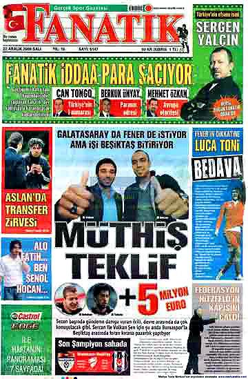 Günün Gazete Manşetleri (22 Aralık) galerisi resim 17