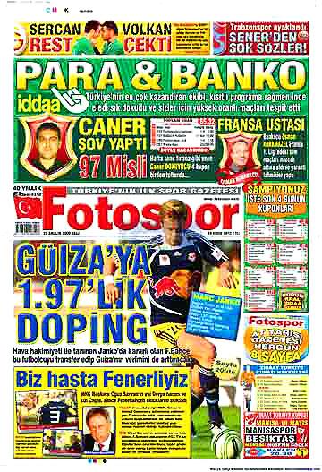 Günün Gazete Manşetleri (22 Aralık) galerisi resim 18