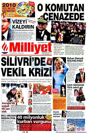 Günün Gazete Manşetleri (22 Aralık) galerisi resim 5
