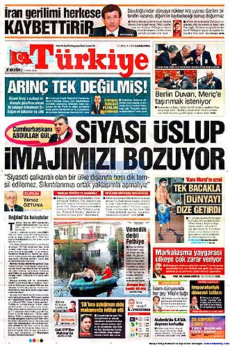 Günün Gazete Manşetleri (23 Aralık) galerisi resim 11