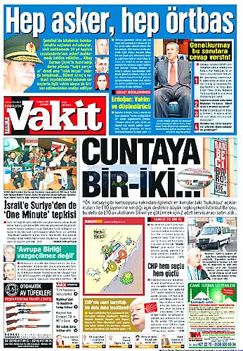 Günün Gazete Manşetleri (23 Aralık) galerisi resim 12