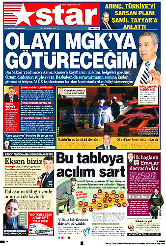 Günün Gazete Manşetleri (23 Aralık) galerisi resim 15