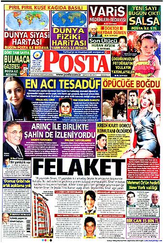 Günün Gazete Manşetleri (23 Aralık) galerisi resim 16