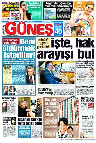 Günün Gazete Manşetleri (23 Aralık) galerisi resim 17