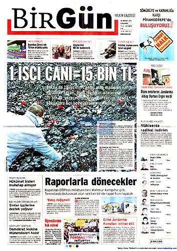 Günün Gazete Manşetleri (23 Aralık) galerisi resim 18
