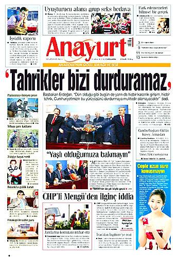 Günün Gazete Manşetleri (23 Aralık) galerisi resim 20
