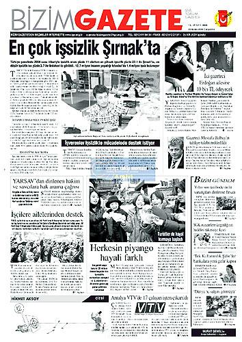 Günün Gazete Manşetleri (23 Aralık) galerisi resim 21