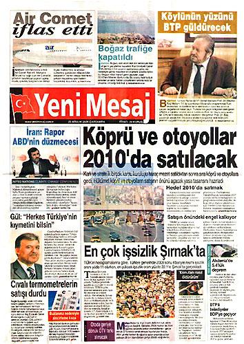 Günün Gazete Manşetleri (23 Aralık) galerisi resim 22