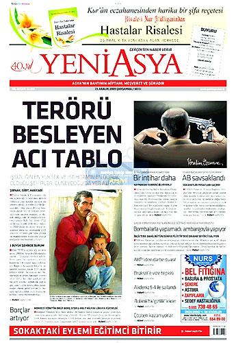 Günün Gazete Manşetleri (23 Aralık) galerisi resim 24
