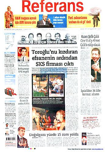 Günün Gazete Manşetleri (23 Aralık) galerisi resim 27